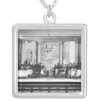 The Meal at the House of Simon the Pharisee 2 Pendants