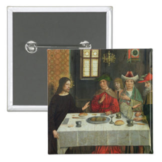 The Meal at the House of Simon the Pharisee Button
