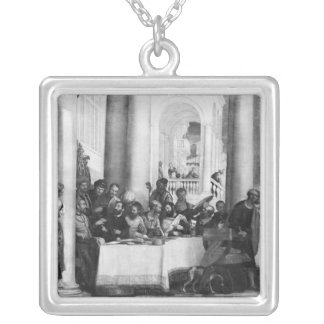 The Meal at the House of Simon the Pharisee Pendants