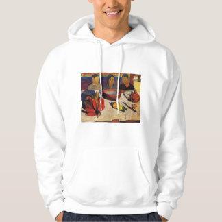 'The Meal' - Paul Gauguin Hoodie