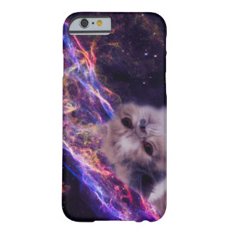 The mean grumpy cat and the nebula barely there iPhone 6 case