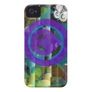the mean rain drop- techy iphone cover Case-Mate iPhone 4 cases