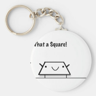 the mean shapes2 keychain