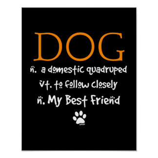 The Meaning of Dog Poster