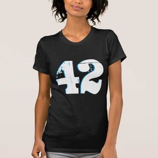 The meaning of life is ... 42! t shirt