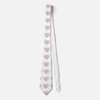 """THE MEANING OF LOVE"" TIE FOR GROOM/BRIDAL PARTY"