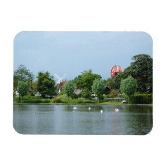 The Meare, Thorpness, Suffolk Magnet