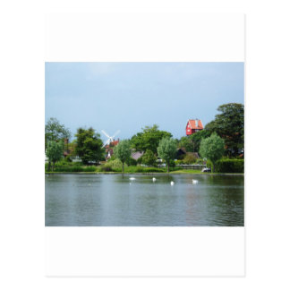 The Meare Thorpness Suffolk Postcard