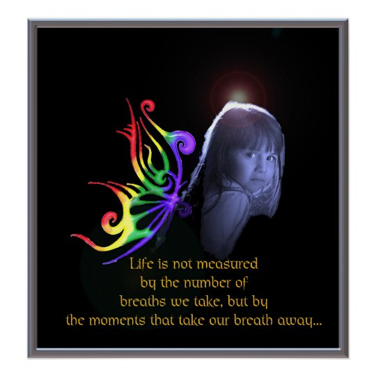 The Measure of Life Poster