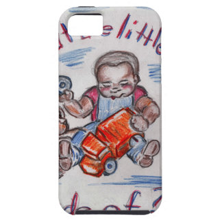 The Mechanic iPhone SE/5/5s Case