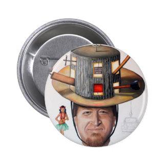 The Mechanic-Thinking Cap Series Pin