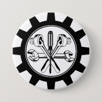 The Mechanic's Army Button