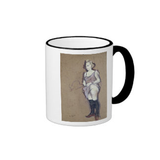 The Medical Inspection Blonde Prostitute 1894 Coffee Mugs