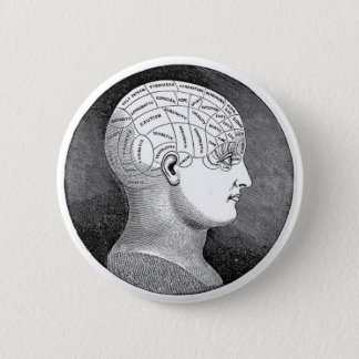 The Medical Mind Pinback Button