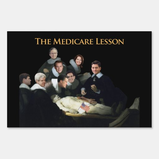 The Medicare Lesson Signs