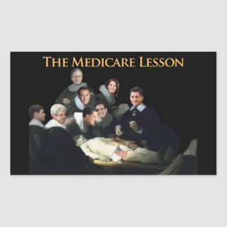The Medicare Lesson Stickers
