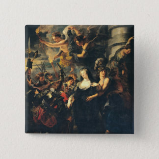 The Medici Cycle 3 Pinback Button
