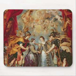 The Medici Cycle Mouse Pad