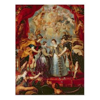 The Medici Cycle Postcard