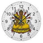 The Medicine Buddha Clocks