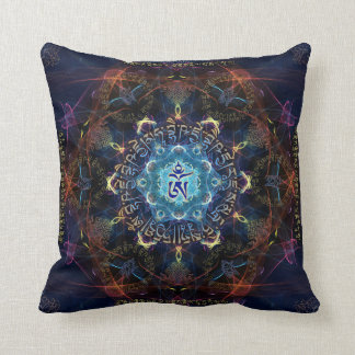 The Medicine Buddha - The Healer of all Sufferings Pillows