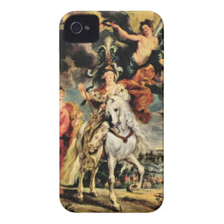 The Medici's by Paul Rubens Case-Mate iPhone 4 Cases
