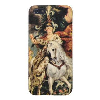 The Medici's by Paul Rubens Cover For iPhone 5