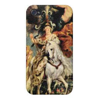 The Medici's by Paul Rubens iPhone 4 Case