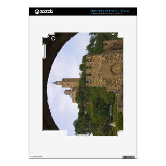 The medieval stronghold of Tsarevets Decals For iPad 3
