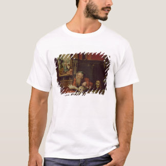 The Meditation of St. Jerome (oil on panel) T-Shirt