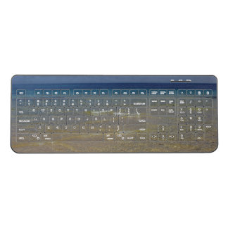 The Mediterranean #1 Wireless Keyboard
