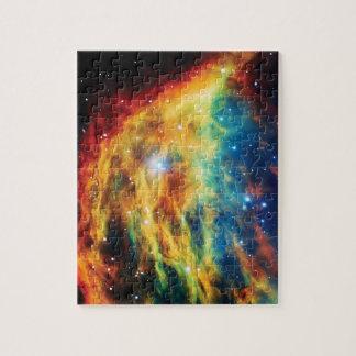 The Medusa Nebula Jigsaw Puzzle