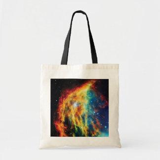 The Medusa Nebula Tote Bag