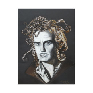 The Meduso Canvas Print