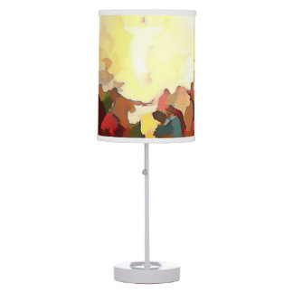 The Meek are Getting Ready Table Lamp