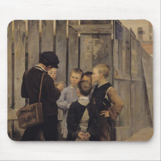 The Meeting, 1884 Mouse Pad