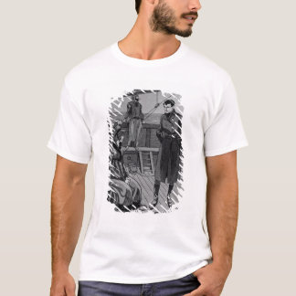The meeting between Orso and Miss Nevil on T-Shirt