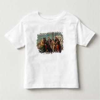 The Meeting Between Titian (1488-1576) and Verones Toddler T-shirt
