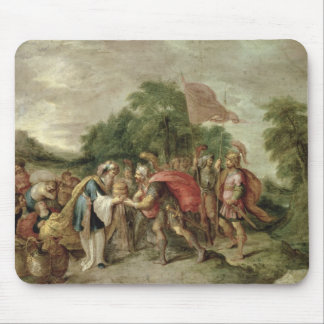 The Meeting of Abraham and Melchizedek Mouse Pad