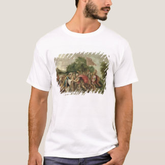 The Meeting of Abraham and Melchizedek T-Shirt
