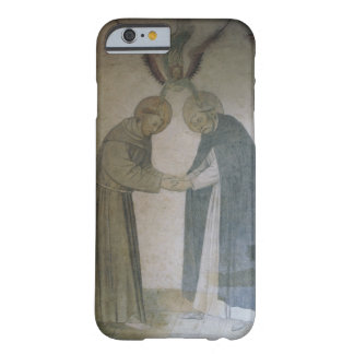 The Meeting of St. Dominic and St. Francis (fresco Barely There iPhone 6 Case