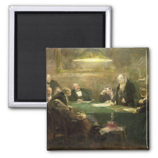 The Meeting of the Board of Directors, 1900 Magnet