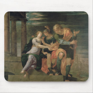 The Meeting of Theagenes and Chariclea Mouse Pad