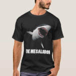 The Meg T Shirt | Perfect Shark Tee Shirt