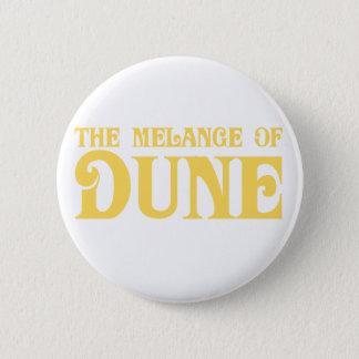 The Melange of Dune Pinback Button