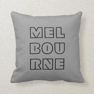 The Melbourne Throw Pillow