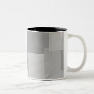 The Melissa J. White Museum prophetic art 53 Two-Tone Coffee Mug