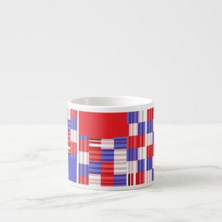 The Melissa J. White Museum's December U.S Law Espresso Cup
