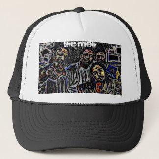 THE MELK CREW HAT. TRUCKER HAT