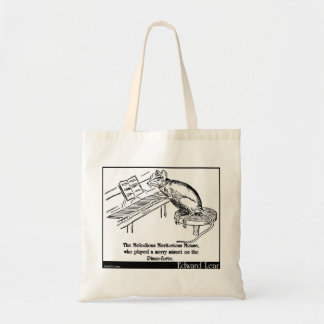 The Melodious Meritorious Mouse Bags